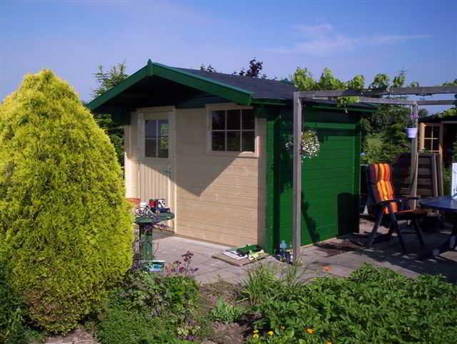 Het Nieuwe Tuinhuis 11